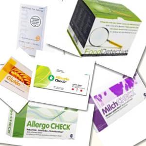 Allergie Selbsttests - Der Allergietest für Zuhause